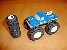 Hot Wheels Tower Tires Bigfoot Monster Truck w/ 2 Sets Of Wheels Rare & Mint