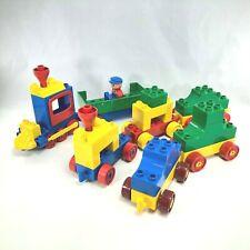 Lego Duplo Train Man 7 Cars