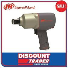 "Ingersoll Rand Pneumatic 1"" Quite Air Impact Wrench 1830Nm  Impactool™ 2155QiMAX"