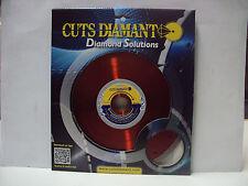 DISCO DE DIAMANTE PARA GRES PORCELANA Ø 230 CUTS DIAMANT COD. CD 324