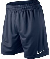 New Nike Youths Navy Boys Shorts Junior Football Running Training Size  L & XL