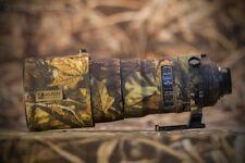 Nikon Nikkor 300 2.8 VR II lenscoat neoprene lens cover camouflage lens coat