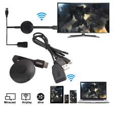 CLONE GOOGLE CHROMECAST MIRASCREEN VIDEO HDMI STREAMING MEDIA PLAYER WIFI