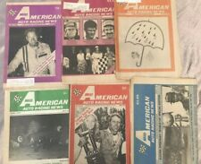 Mid American Racing News 1970's and 80's