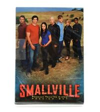 Inkworks - Smallville TV Series Premium Trading Cards Preview Set of 9