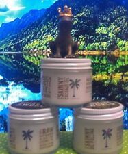 Skinny & Co. Coconut Oil Peppermint Oil Pulling Jar (2-2oz) and 1-Moisturize Jar