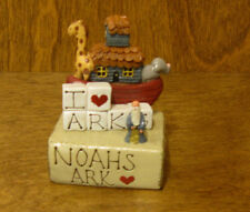 GAIL LAURA COLLECTIBLES #GL106 I LOVE ARKS, NEW from Retail Store
