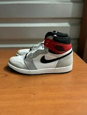 "Used Air Jordan 1 ""Light Smoke Grey"" Size 9.5"