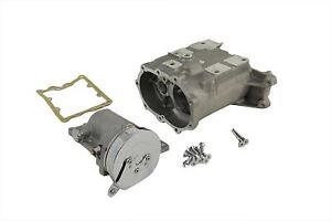 4-Speed Transmission Case with Ratchet Top FITS: FL 1965-1978 FX 1971-1978