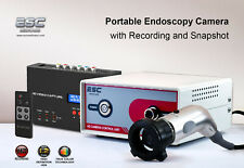 Endoscopy Camera HD Portable ENT Rigid Endoscope unit w/ USB Medical Recorder