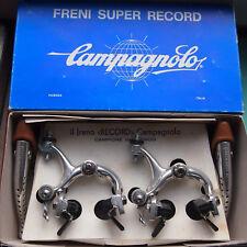 NOS NIB Campagnolo Super Record v2 Brakes Set # 4061 * colnago masi BIANCHI *