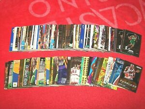 SHAWN KEMP SUPERSONICS CAVALIERS LOT OF 220 CARDS WITH 60 INSERTS (18-90)