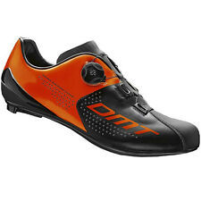 CHAUSSURES DMT R3 ORANGE FLUORESCENT NOIR size 42
