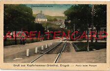 Erster Weltkrieg (1914-18) Ansichtskarten aus Deutschland für Architektur/Bauwerk und Dom & Kirche