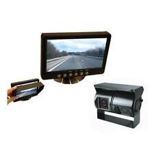 """Parksafe ps026c09b AUTO FURGONE 7 """"Monitor di parcheggio DUAL CCD Telecamera di sicurezza ruotabile"""