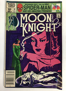 Moon Knight Issue #14 Marvel Comic Book