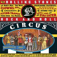 THE ROLLING STONES - THE ROLLING STONES ROCK AND ROLL CIRCUS   3 VINYL LP NEU