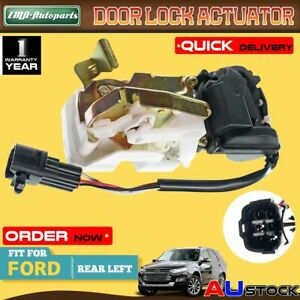 Rear Left LH Door Lock Actuator For Ford Territory SX SY SZ 2004-2014 SUV
