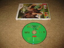 My Horse & Me (Nintendo Wii, 2008) Great Condition - Works - No Manual