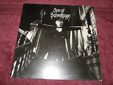"""Harry Nilsson 1972 UK RCA 1st Pressing Son Of Schmilsson """"Spaceman"""" W/Poster!"""