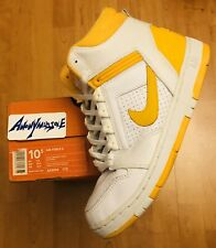 Nike Air Force II White University Gold Yeezy Banned 1 Chicago OffWhite  sz 10.5