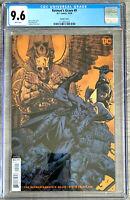Batmans Grave #9 Stephen Platt Variant CGC 9.6 DC Comics