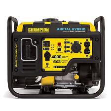 Champion Power Equipment 100302 3500 Watt Digital Hybrid RV Ready Portable Gener