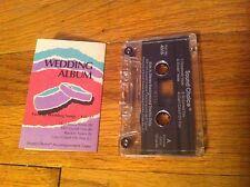 Wedding Album Favorite Songs Vol 27 Accompaniment Tape RARE Karaoke Cassette CS