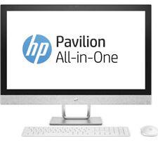 """HP 27-R005NA 27"""" All-In-One PC Intel i5 Quad Core 2.4GHz 8GB RAM 2TB - Windows10"""