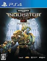 Used PS4 Warhammer 40,000: Inquisitor - Martyr Japan Import