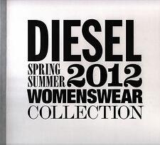 catalogo DIESEL Spring Summer 2012 Womenswear Collection