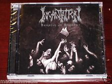 Incantation: Vanquish In Vengeance CD 2012 Listenable Records France POSH191 NEW