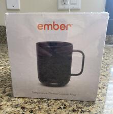 Ember 10 oz Ceramic Temperature Controlled Smart Mug - Black