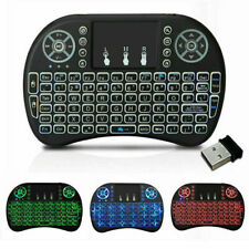 Mini Wireless Keyboard and Mouse Keypad With Touchpad For Android TV Box