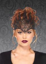 Ladies Leg Avenue Black Die Cut Crown