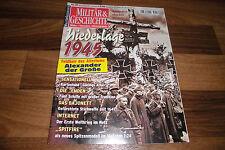 MILITÄR & GESCHICHTE  # 19 -- GÖRING`S Atlas // BAJONETT / das Kriegsende 1945