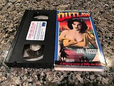 The Outlaw Rare VHS! 1943 Vintage Outlaw Western! Unforgiven
