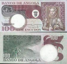 Angola Pick-Aantal: 106 UNC 1973 100 Escudos