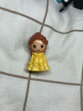 Disney Ooshies Series 1 Princess Belle Rare Figure Toy Small