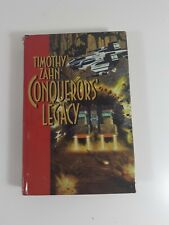 Conqueror's Legacy by Timothy Zahn 1996 hardcover fiction novel