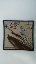 Korn album cover vintage RARE sew on patch music