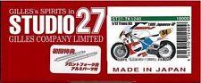 STUDIO27 1/12 Trans Kit SUZUKI RGV-Γ GP of JAPAN 1988 T Inc.