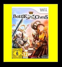 Battle Vs Chess (Nintendo Wii) Nintendo Wii PAL Brand New and sealed