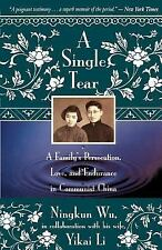 A SINGLE TEAR - NEW PAPERBACK BOOK