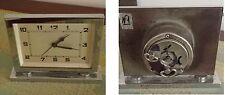 Orologio Tavolo Sveglia Vintage Retrò Anni 50 Used Alarm Clock Wecker Réveil