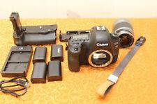Canon EOS 6D Mark II 26.2MP Digital SLR Camera - Black body Battery Grip