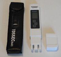 Digital TDS EC Temperature Water Quality Meter Tester Pen Conductivity New