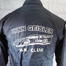 Vintage Cochran Pontiac Lynn Geisler Fan Club Jacket Size S Small