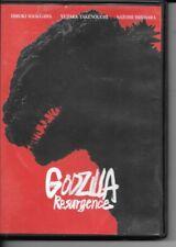 Godzilla Resurgence ~Monster Movie DVD