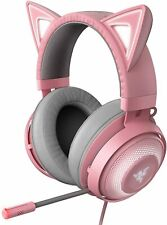 Razer Kraken Pink Kitty Edition Quartz Pink RZ04-02980200 Chroma Certified